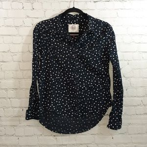 Authentic American Heritage Long Sleeve Blouse